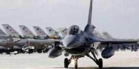 ضربات جوية تركية تطال أهداف في شمال العراق