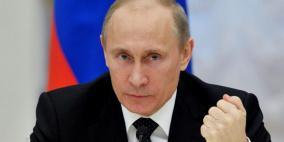 """بوتن عن قائمة العقوبات الأمريكية: """"الكلاب تنبح والقافلة تسير"""""""