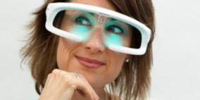 نظارات ذكية لعلاج السكري والدوار وإنقاص الوزن