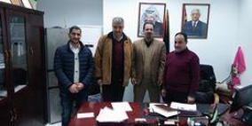 المستهلك و الاقتصاد الوطني  يشكلان لجنة مشتركة لاحياء يوم المستهلك الفلسطيني