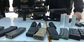 مقتل مطلوب وإصابة عنصري أمن باشتباك مسلح في مخيم بلاطة