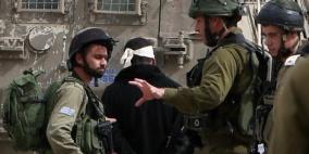 نادي الأسير: قوات الاحتلال تعتقل (15) مواطناً من الضفة