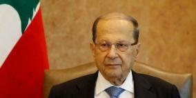 """لبنان يتحرك لمواجهة """"الادعاءات الاسرائيلية"""" بشأن حقول النفط والغاز"""