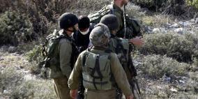 الاحتلال يعتقل شقيقين من الأغوار الشمالية