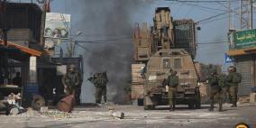 اعتقالات الاحتلال تطال 15مواطنا من الضفة