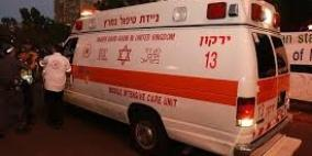 الطيبة: إصابتان إحداهما خطيرة لشابين تعرضا لاعتداء