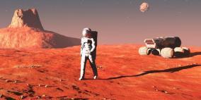 عدوى السيلفي تصل الى المريخ !