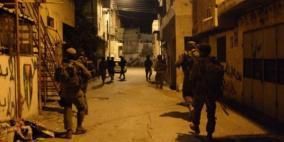 الاحتلال يواصل التنكيل بأهالي بلدة برقين