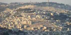 بلدية الاحتلال تخطط لإنشاء مسار استيطاني في حي الطور بالقدس