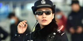 الصين: نظارات ذكية للقبض على المجرمين