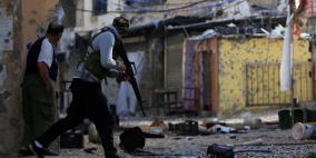 قتيلان في اشتباكات مسلحة في مخيم عين الحلوة بلبنان