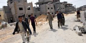الاحتلال يعتدي بالضرب المبرح على عمال