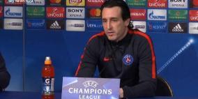 مدرب باريس يبحث عن التشكيلة الأمثل لمجابهة ريال مدريد