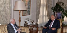 هذا ما بحثه الأحمد مع وزير الخارجية المصري في القاهرة؟