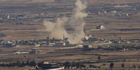 قتلى وجرحى.. حصيلة العدوان الاسرائيلي على سوريا