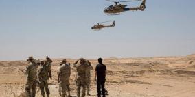 الجيش المصري يعلن الحصاد الأولي لعمليته الأمنية في سيناء