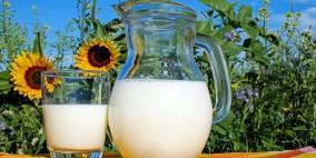 تحذير من شرب الحليب الطازج