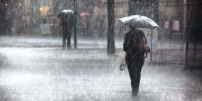 قلقيلية تسجل أعلى كمية أمطار خلال المنخفض الأخير