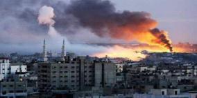 (محدث2).. الاحتلال ينفذ عدة غارات على غزة