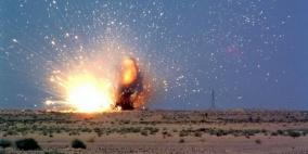 """حادثة التفجير على سياج غزة: """"العلم كان طعم للجنود"""""""