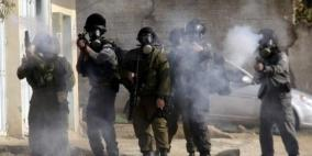 إصابة بالرصاص الحي شرق قلقيلية