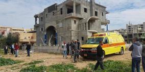 وفاة عامل من غزة بحادث عمل في الداخل