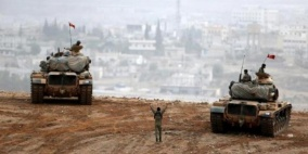 تركيا تعلن عدد قتلاها في عفرين
