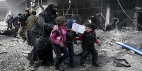 بعد يوم دموي الأمم المتحدة تحذر من الوضع الانساني في الغوطة الشرقية
