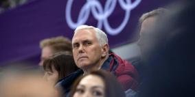 واشنطن: مسؤولون كوريون ألغوا لقاء مع بنس في اللحظة الاخيرة