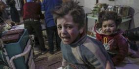 250 قتيلا في هجوم دام على الغوطة الشرقية بسوريا
