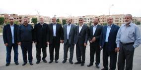 العاروري وقيادات من حماس بالخارج تصل القاهرة