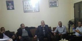 اجتماع قيادي بين جبهتي التحرير والعربية في صور