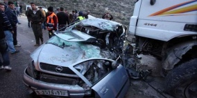 خلال الاسيوع الماضي..  وفاة 4 أشخاص في 200 حادث سير