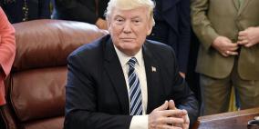 ترامب يروج لخطته بشأن عملية السلام