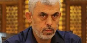 الوفد المصري يلتقي بالسنوار في غزة