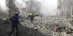 دخول الهدنة الانسانية الروسية حيز التنفيذ في الغوطة