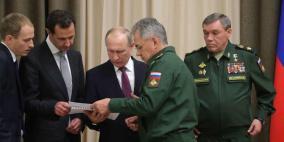 بوتن يأمر بفتح ممر إنساني في الغوطة