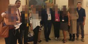 استنكار لزيارة 5 صحفيين مغاربة لإسرائيل