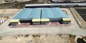 11 مصنعاً بدأت الانتاج في مدينة اريحا الصناعية الزراعية