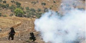 بعد فخ المقاومة.. الاحتلال يفجر علماً فلسطينياً عن بعد