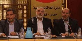 هنية: توجه مصري لمعالجة الأزمات في غزة