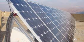 جمعية عطاء فلسطين توقع على اتفاقية مشروع الانارة بالطاقة الشمسية لقسم الكلى