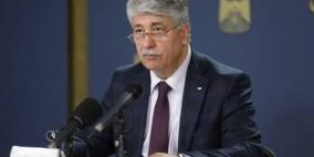 مجدلاني: لن يتم دعوة حماس والجهاد إلى المجلس الوطني
