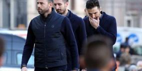 """صور: جنازة """"مهيبة"""" لفقيد الكرة الإيطالية"""