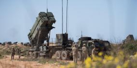 مناورة إسرائيلية أمريكية تحاكي اعتراض صواريخ من غزة وايران