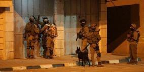 الاحتلال يصادر كاميرات مراقبة في بيت فوريك