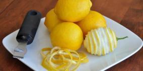 فوائد مذهلة لقشر الليمون تجعلك لا ترميها