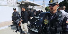 القبض على المتهمَيْن بقتل المواطن مصلح في غزة