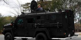 مسلح يقتل رهائن في ولاية كاليفورنيا الامريكية