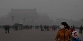 """اعلان حالة """"طوارئ مشددة"""" في مدينة صينية بسبب التلوث"""